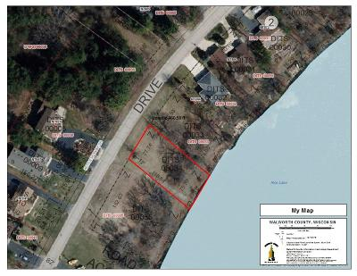 Whitewater Residential Lots & Land For Sale: Lt10 Kettle Moraine Dr #Blk 2