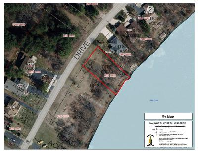 Whitewater Residential Lots & Land For Sale: Lt9 Kettle Moraine Dr #Blk2