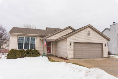 Waukesha Single Family Home Active Contingent With Offer: 315 Rempe Dr