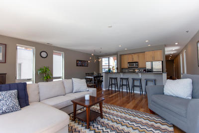 Condo/Townhouse Active Contingent With Offer: 2050 N Commerce St #207