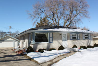 Wauwatosa WI Single Family Home Sold: $160,000