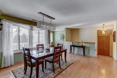 Oak Creek Condo/Townhouse Active Contingent With Offer: 6966 S Rolling Meadows Ct