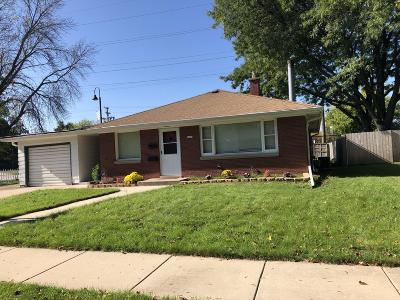 Glendale Single Family Home For Sale: 5607 N Argyle Ave