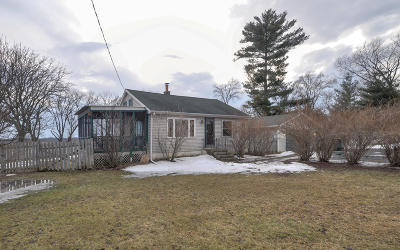 Genoa City Single Family Home Active Contingent With Offer: N907 County Road H