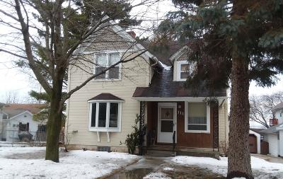 Hartford Single Family Home Active Contingent With Offer: 111 Union St