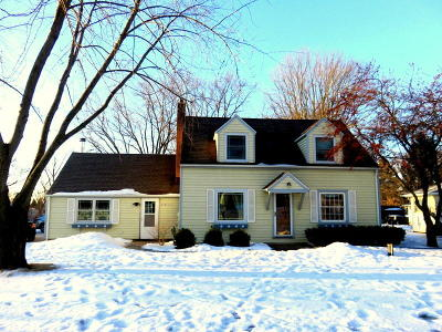 Single Family Home Sold: N55w37013 Lisbon Rd