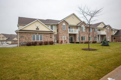 Pleasant Prairie Condo/Townhouse Active Contingent With Offer: 9219 66th Ave #146