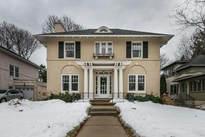 Shorewood Single Family Home Active Contingent With Offer: 2429 E Shorewood Blvd