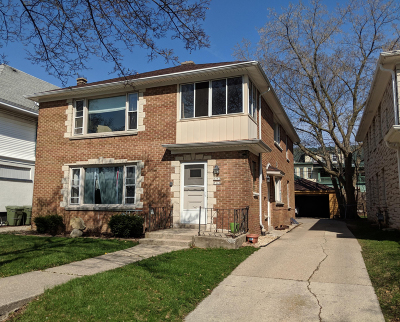 Two Family Home For Sale: 3340 N Downer Ave #3342