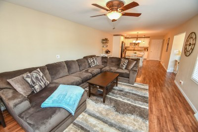 Condo/Townhouse Active Contingent With Offer: 5256 S Woodbridge Ln