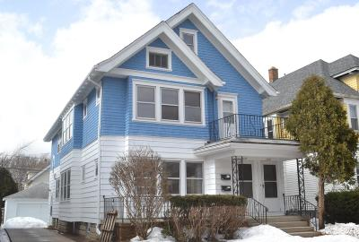 Wauwatosa Two Family Home Active Contingent With Offer: 2229 N 62nd St
