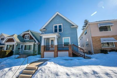 West Allis Single Family Home Active Contingent With Offer: 2044 S 78th St