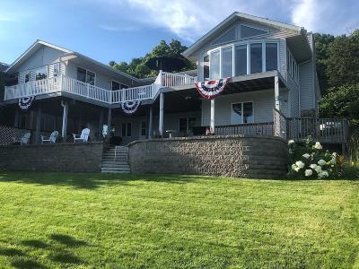 Trempealeau Single Family Home For Sale: 24783 2nd St