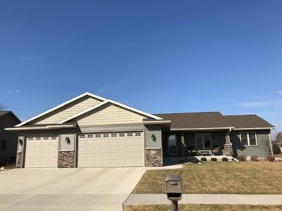 Sparta WI Single Family Home For Sale: $287,500