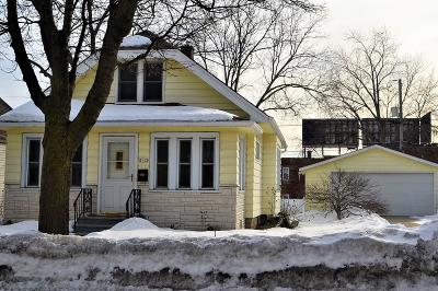 West Allis Single Family Home Active Contingent With Offer: 2112 S 92nd St
