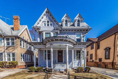 Milwaukee Single Family Home Active Contingent With Offer: 2828 N Shepard Ave