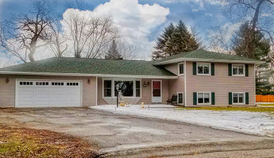 Elkhorn WI Single Family Home For Sale: $300,000