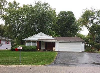 Racine Single Family Home Active Contingent With Offer: 4930 Tanglewood Ave