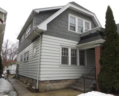Two Family Home Active Contingent With Offer: 3125 N Dousman St #3125A
