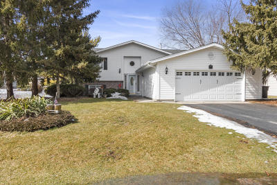 Elkhorn WI Single Family Home For Sale: $549,000