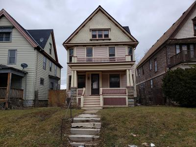Single Family Home For Sale: 3316 W McKinley Blvd