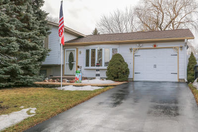 Racine Single Family Home For Sale: 5517 Windward Dr