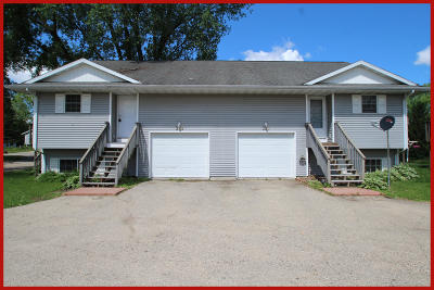 Jefferson Condo/Townhouse Active Contingent With Offer: 327 W Stiel St #329