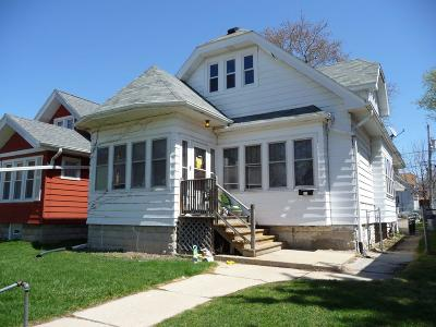 Single Family Home For Sale: 4624 N 41st St