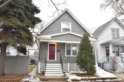 Single Family Home Active Contingent With Offer: 1569 S 26th St