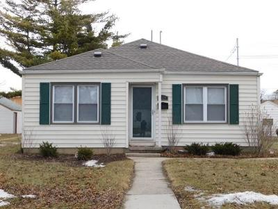Single Family Home For Sale: 3526 N 77th #St