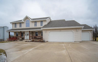 Oak Creek Single Family Home Active Contingent With Offer: 8983 S River Edge Dr
