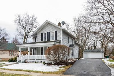 Elkhorn Single Family Home Active Contingent With Offer: 227 W Jefferson St