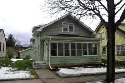 Waukesha Single Family Home Active Contingent With Offer: 232 Wilbur Ave