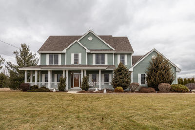 Hartland Single Family Home For Sale: N62w28988 Red Tail Ln