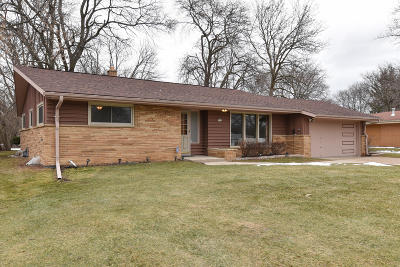 Glendale Single Family Home For Sale: 2620 W Green Tree #Rd