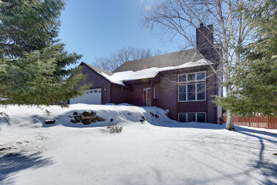 Slinger Single Family Home For Sale: 611 Highview Dr