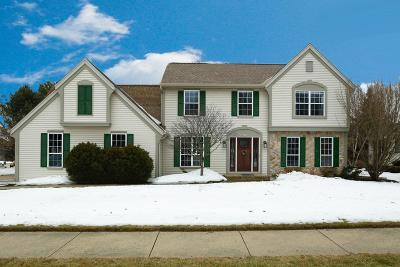 Cedarburg Single Family Home Active Contingent With Offer: N70w7379 Bridge Rd
