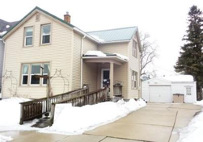 Sheboygan Single Family Home For Sale: 413 Wisconsin Ave
