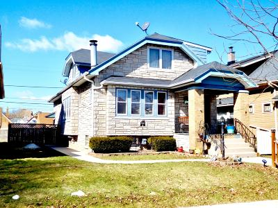 Single Family Home Active Contingent With Offer: 3245 S 12th St