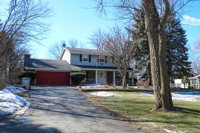 Single Family Home For Sale: 10533 W Good Hope Rd