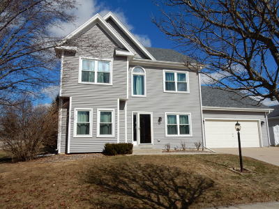 Waukesha Single Family Home Active Contingent With Offer: 2301 Finch Ct