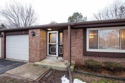 Single Family Home For Sale: 6449 N Range Line Rd #D