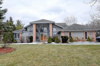 Single Family Home Active Contingent With Offer: 5369 W Donges Ln