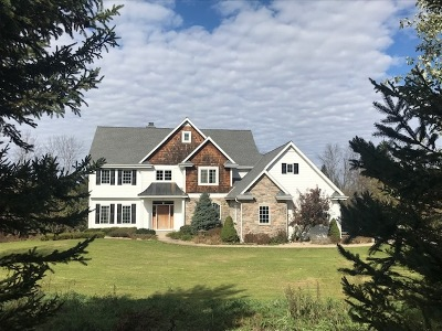Cedarburg Single Family Home For Sale: 11012 Cedar Creek Rd