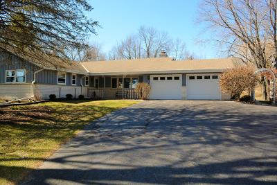 Grafton Single Family Home Active Contingent With Offer: 2241 County Road I