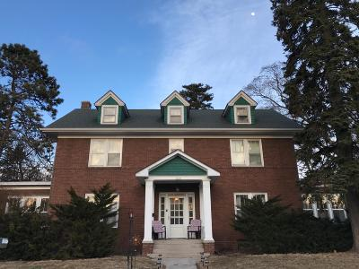 Single Family Home For Sale: 2019 S 9th
