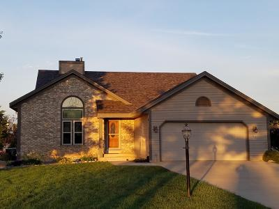 Waterford Single Family Home Active Contingent With Offer: 8220 Black Bird Ct