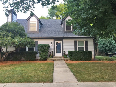 Milwaukee Single Family Home Active Contingent With Offer: 7274 N 99th St