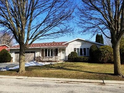 Watertown Single Family Home Active Contingent With Offer: 866 Hickory Ct