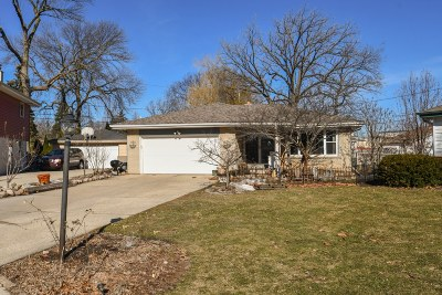 West Allis Single Family Home For Sale: 8768 W McMyron St